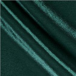 Poly Crepe Back Satin Hunter Green Fabric