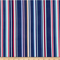 Cynthia Rowley Paintbox PaintBox Stripe Navy