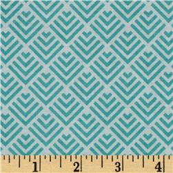 Riley Blake Summer Breeze Fish Tale Blue Fabric