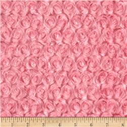Minky Rose Cuddle Pan's Pink