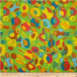 Brandon Mably Spring 2017 Round Robin Lime
