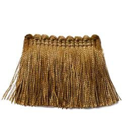 "Trend 2.25"" 01743 Brush Fringe Coin"