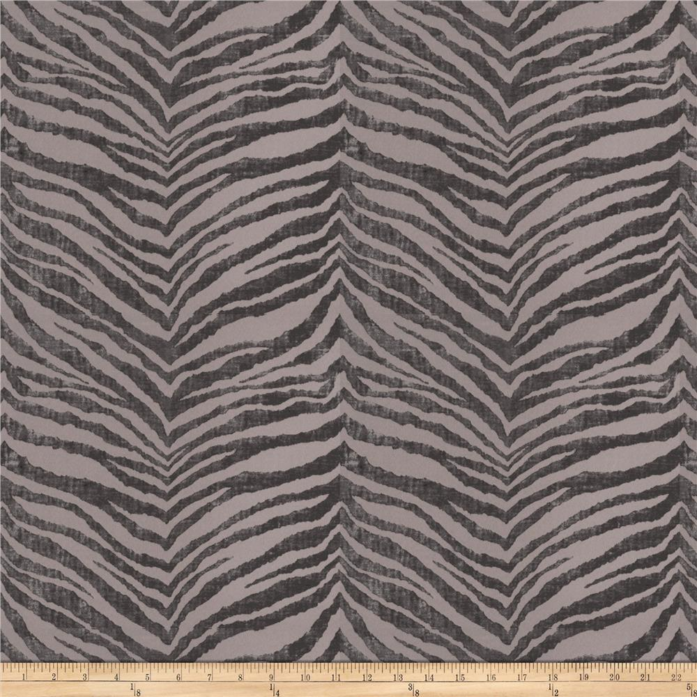 fabricut berndes chenille charcoal discount designer fabric. Black Bedroom Furniture Sets. Home Design Ideas
