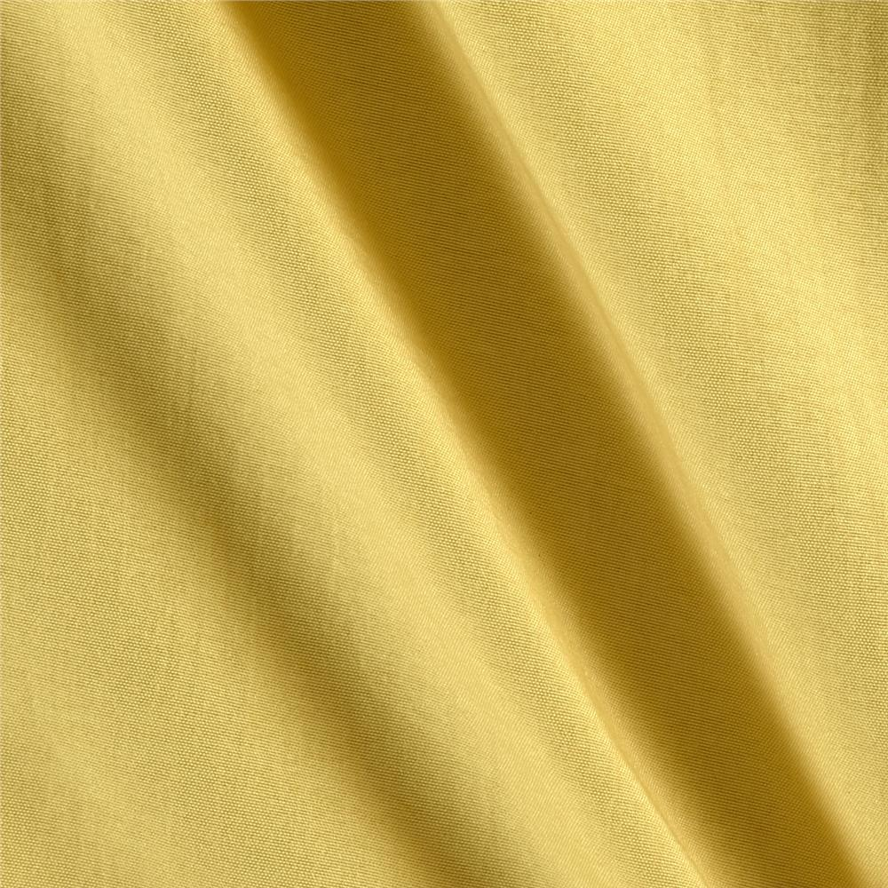 Polyester Broadcloth Shirting Khaki Fabric