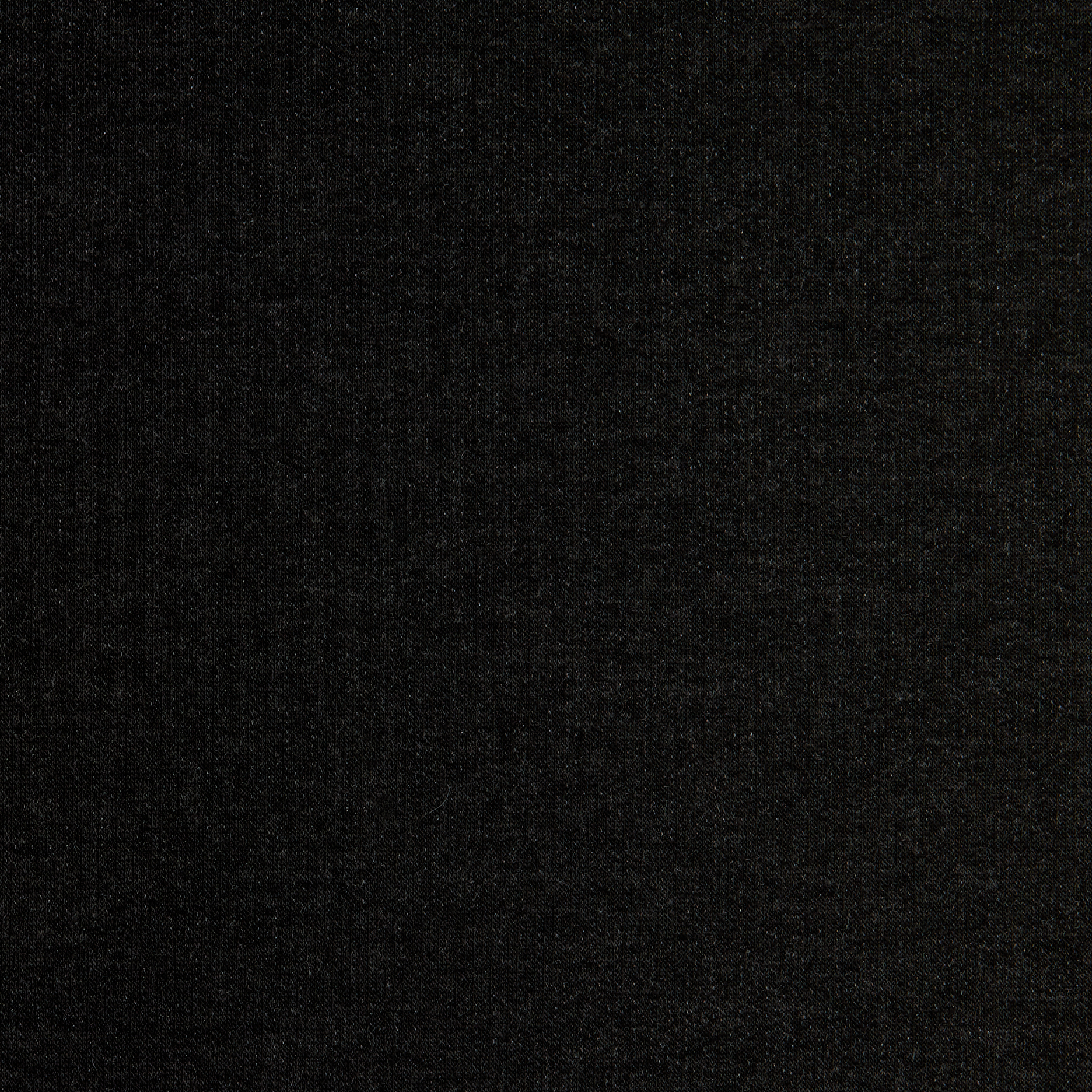 Stretch French Terry Charcoal Fabric 0451746