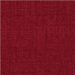 Linaire Crease Resistant Linen Look Brick Red