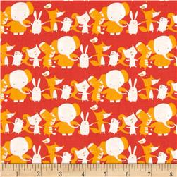 Play Date Stripe Park Fabric