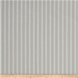 Jaclyn Smith Cassette Ticking Stripe Dove Grey