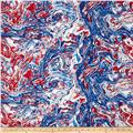 Marblehead Valor Italian Marble Red/White/Blue