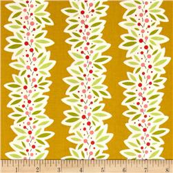 Heather Bailey Ginger Snap Garland Ginger