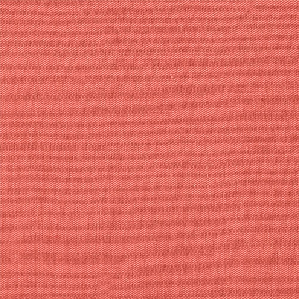 "60"" Poly Cotton Broadcloth Coral"