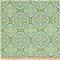 Feathers & Flourishes Flourish Tile Lime