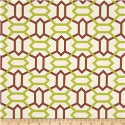 Joel Dewberry Home Decor Sateen Marquis Sepia