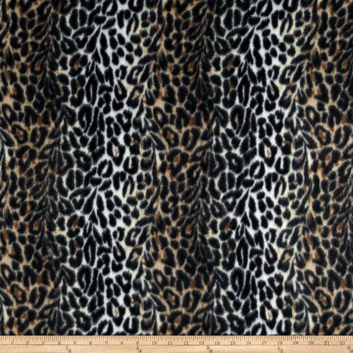 Fleece Skins Cheetah Golden