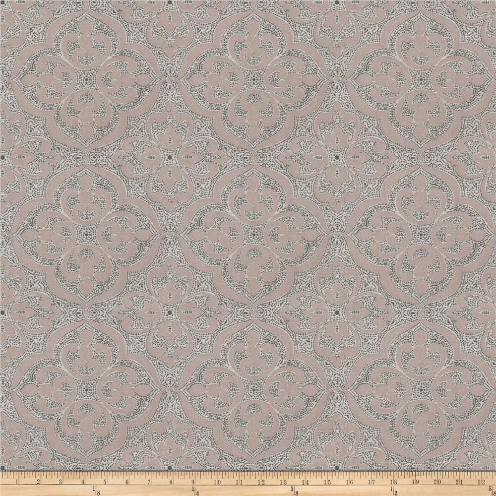 Fabricut Subscription Jacquard Grey