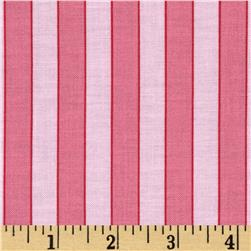 Rosewater Cabana Stripe Cotton