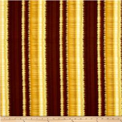 Kanvas Sun Valley Metallic Sunset Stripe Tan