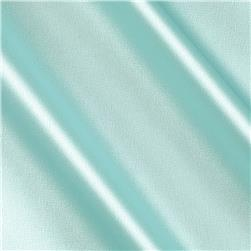 Barcelona Spandex Stretch Satin Seafoam