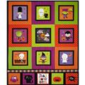 "Riley Blake Halloween Parade Halloween 36"" Panel Multi"