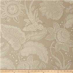 Fabricut 50195w Lareta Wallpaper Nougat 01 (Double Roll)