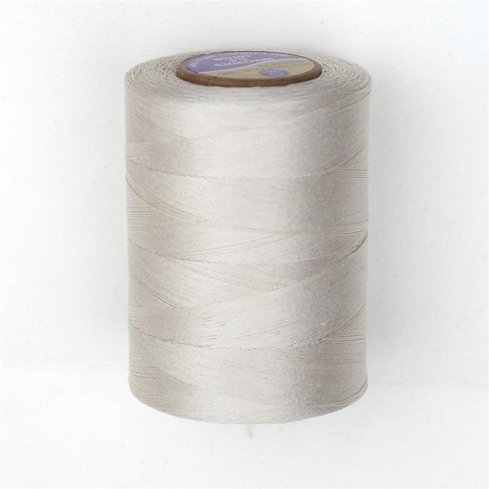 Coats & Clark Star Mercerized Cotton Quilting Thread 1200 Yds Natural