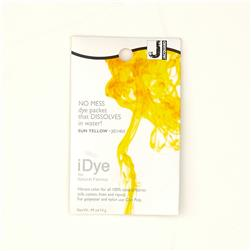 Jacquard iDye Natural Fiber Dye Sun Yellow