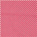 Robert Kaufman Remix Lattice Hot Pink