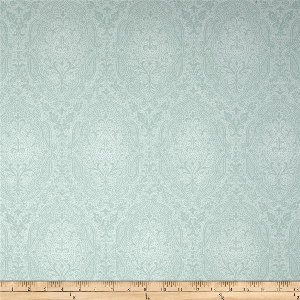 Vanity Fair Lace Medallion Mint