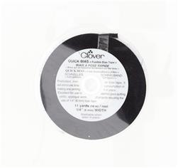 Clover Quick 1/4'' Bias Tape Black
