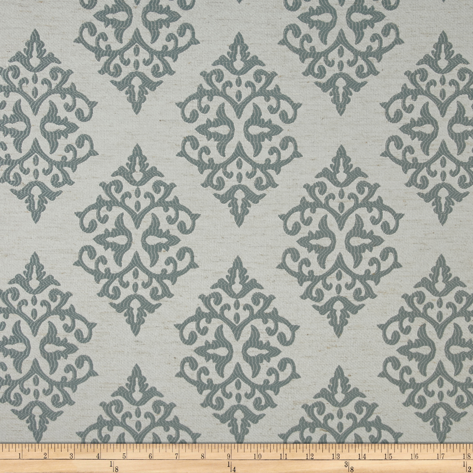 Eroica Chelsea Jacquard Sky Fabric by Eroica in USA