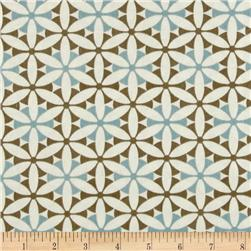 Waverly View Finder Twill Latte Fabric