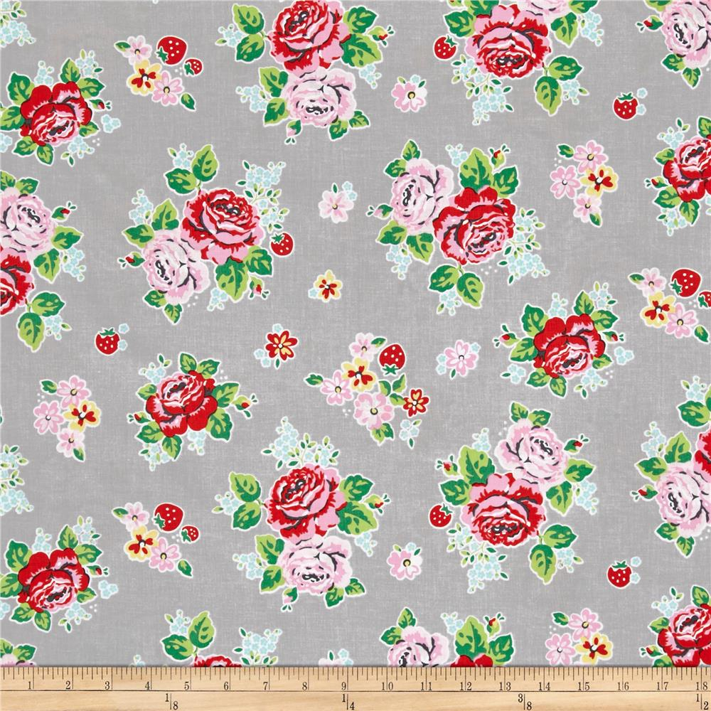Penny Rose Strawberry Biscuit Main Gray