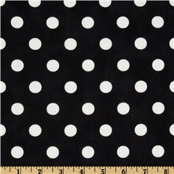 Moda Dottie (#45008-18) Black/White Fabric
