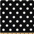 Moda Dottie (#45008-18) Black/White
