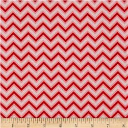 Anything Goes Basics Chevron Red