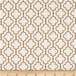 Robert Kaufman Metro 108 In. Wide Back Tile Tan