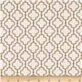 Kaufman Metro 108 In. Wide Back Tile Tan