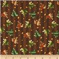 Clearwater Critters Acorns Brown
