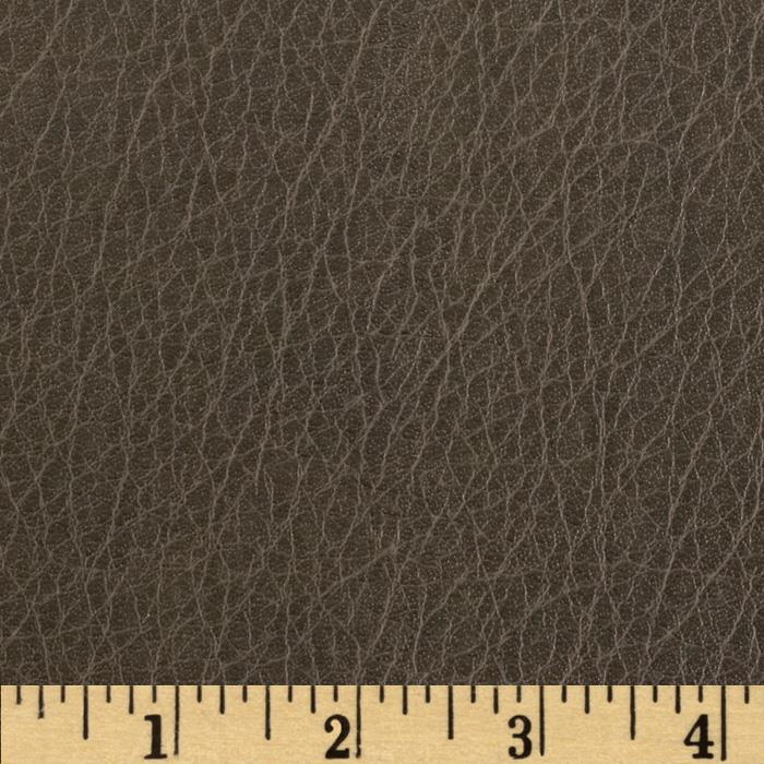 Richloom Faux Leather Distressed Tarkington Gunmetal