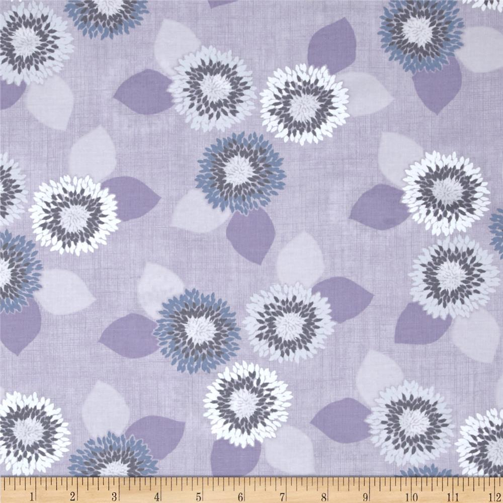 Moda True Luck Mums Lilac