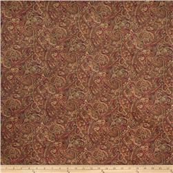 Jaclyn Smith Paisley Blend Brick