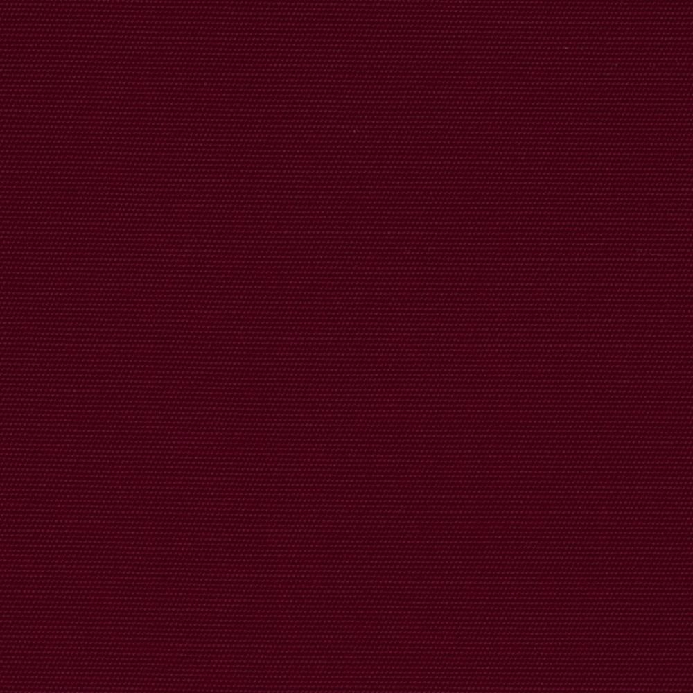 Sunbrella Canvas Burgundy