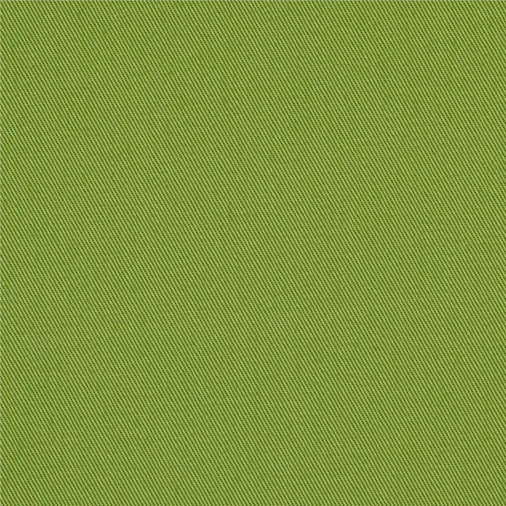 Organic Cotton Twill Avocado