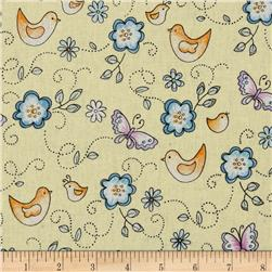 Birds & Butterflies Maize/Multi