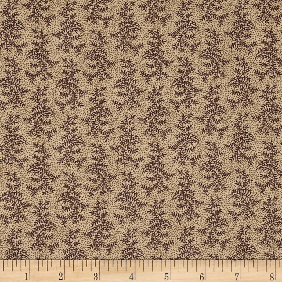 Molly B's Modern Branches Light Brown