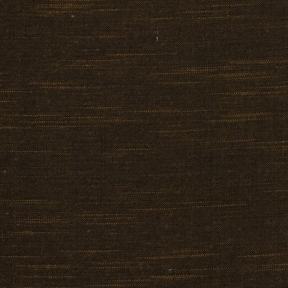 Stellar Textured Voile Dark Coffee