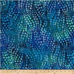 Artisan Batiks Color Source 4 Bubbles Surf