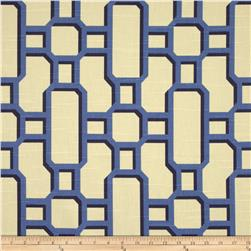 Home Accents Mandarin Slub Hyacinth Fabric
