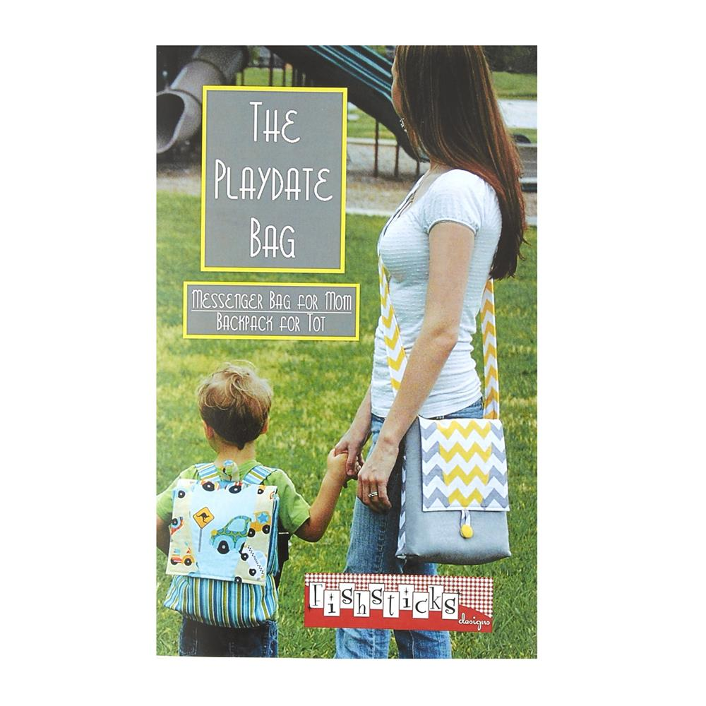 Fishsticks Play Date Bag Pattern