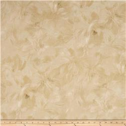 Carnival Textured Floral Tonals Taupe